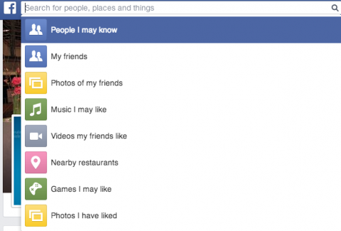 Mein neues Hobby: Facebook – Graph Search
