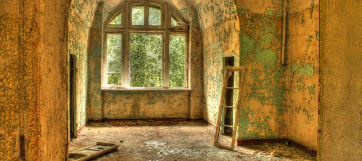 HDR Photography – Lost Places