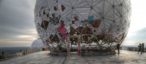 Lost Places – NSA Abhörstation Teufelsberg